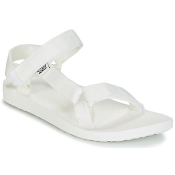Chaussures Femme Sandales et Nu-pieds Teva ORIGINAL UNIVERSAL Blanc