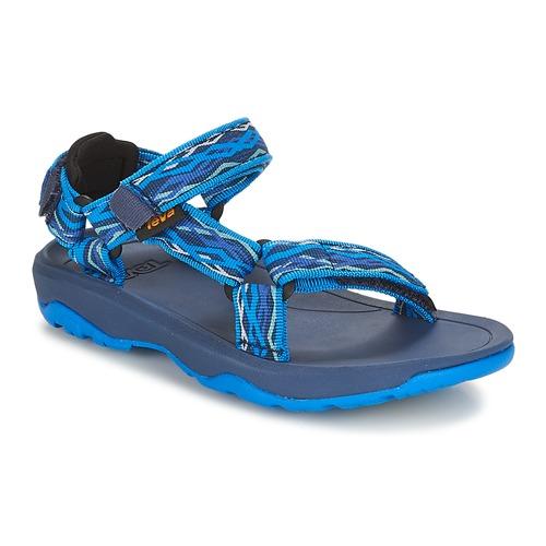 Chaussures Garçon Sandales sport Teva HURRICANE XLT 2 Bleu
