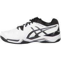 Chaussures Homme Baskets basses Asics GEL-RESOLUTION 6 CLAY White Blanc
