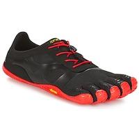 Chaussures Homme Running / trail Vibram Fivefingers KSO EVO Noir / Rouge
