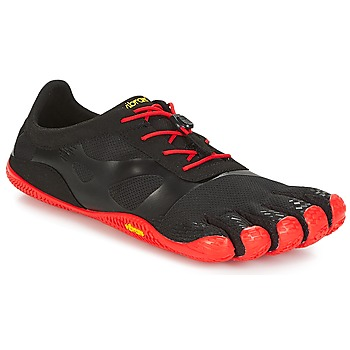 Chaussures Homme Multisport Vibram Fivefingers KSO EVO Noir / Rouge