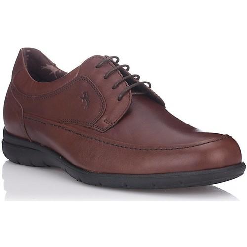 Chaussures Homme Derbies Fluchos 8498 Marron