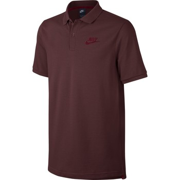 Vêtements Homme Polos manches courtes Nike Polo  Sportswear Matchup - 829360 rouge