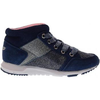 Chaussures Garçon Baskets montantes Lelli Kelly  Blu / Rosa