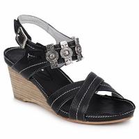 Chaussures Femme Sandales et Nu-pieds Regard REDAPI Noir