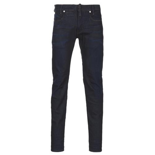 Vêtements Homme Jeans slim G-Star Raw D STAQ 5 PKT SLIM Visor