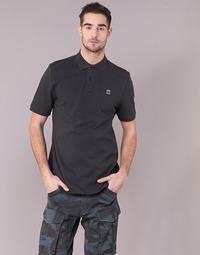 Vêtements Homme Polos manches courtes G-Star Raw DUNDA POLO S/S Noir