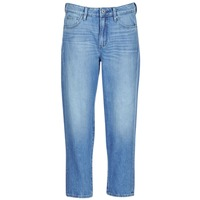 Vêtements Femme Jeans boyfriend G-Star Raw 3301 HIGH BOYFRIEND 7/8 WMN Lt aged small destroy