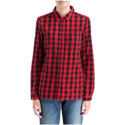 Vêtements Femme Chemises / Chemisiers Minimum MARIETTA Rouge / Noir