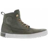 Chaussures Homme Baskets montantes Blackstone Chaussures  Am02 Green Vert