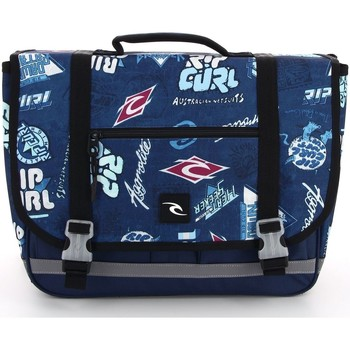 Sacs Enfant Cartables Rip Curl - Cartable Heritage Logo (bbpja4) blue
