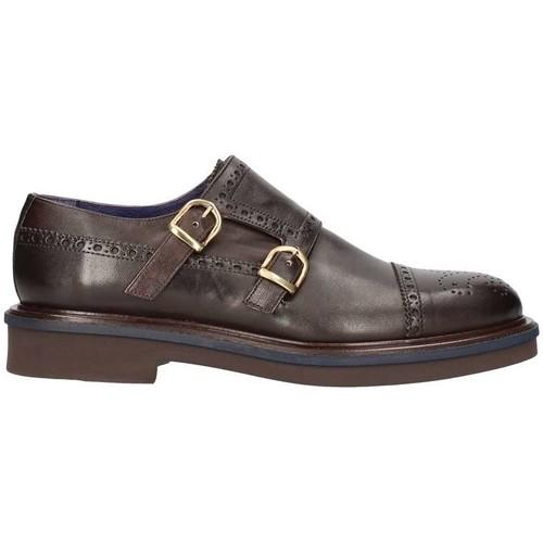 Chaussures Homme Derbies J.b.willis 1021-1 Brun foncé