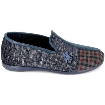 Chaussures Homme Chaussons Boissy Pantoufle JH56257 Marine Bleu