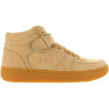 Chaussures Femme Baskets montantes MTNG 69109 Beige