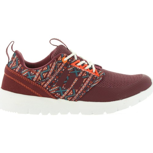 Chaussures Femme Baskets basses MTNG 69883 Rojo