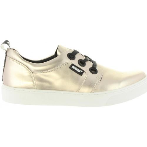 Chaussures Femme Derbies & Richelieu MTNG 69749 Beige