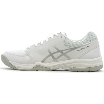 Chaussures Homme Baskets basses Asics Gel Dedicate 5 Blanc