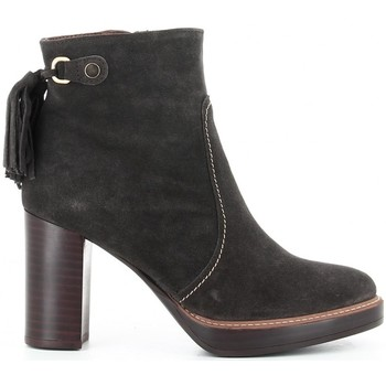 Chaussures Femme Bottines Alpe 3053 Gris