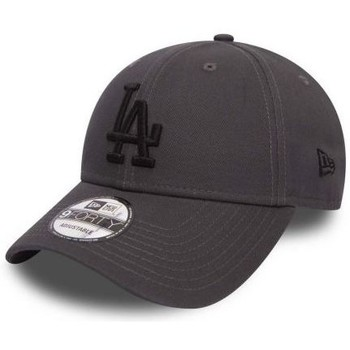 Casquette New Era Casquette Incurvée New Era Los Angeles Dodgers 9Forty Gris Charb