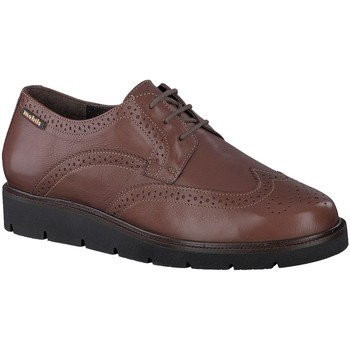 Chaussures Femme Derbies Mephisto Derbies AZELIA marron Marron