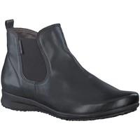 Chaussures Femme Boots Mephisto Boots FLORETA Noir