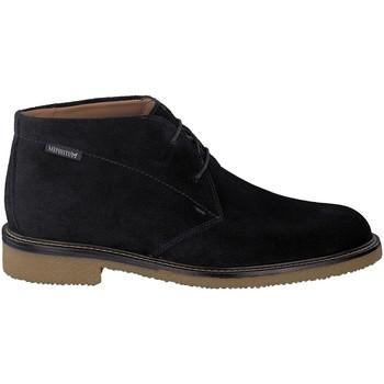Chaussures Homme Boots Mephisto Boots GERALD bleu marine Bleu