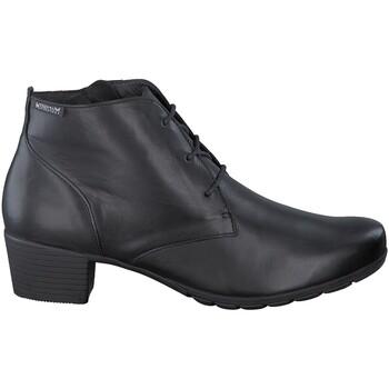 Chaussures Femme Bottines Mephisto Bottines ISABELLA Noir