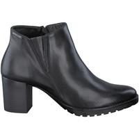 Chaussures Femme Boots Mephisto Bottines cuir JAMILA Noir