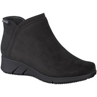 Chaussures Femme Bottines Mephisto Boots MARGAUX brique Noir