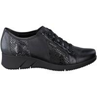 Chaussures Femme Baskets basses Mephisto Baskets MELINA Noir