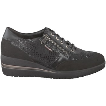 Chaussures Femme Baskets basses Mephisto Chaussures PATRIZIA Noir