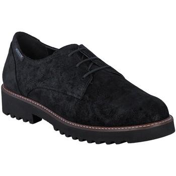 Chaussures Femme Derbies Mephisto Chaussures SABATINA Noir
