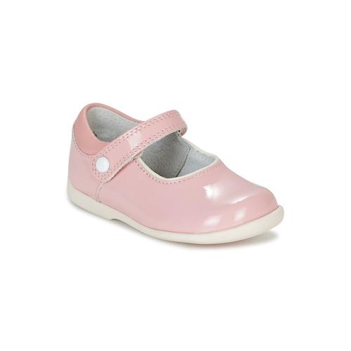 Chaussures Fille Ballerines / babies Start Rite NANCY Rose