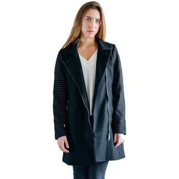 Vêtements Femme Manteaux 2two ALUTTI Noir