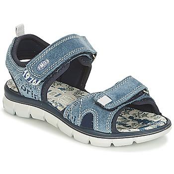 Chaussures Garçon Sandales et Nu-pieds Primigi RAPASTIC Bleu