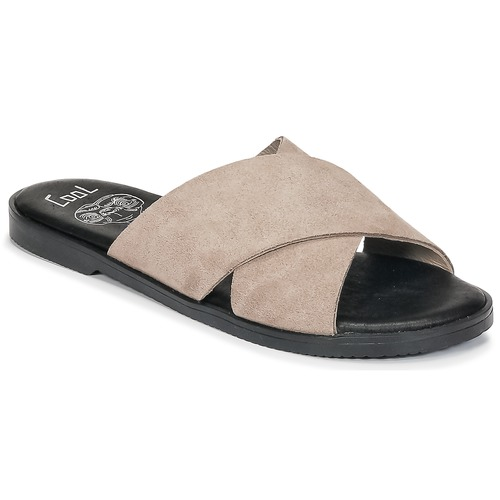 Chaussures Femme Mules Coolway ANDREA Taupe