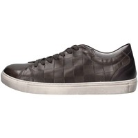 Chaussures Homme Baskets basses Nero Giardini A705370U Basket Homme Grey Grey