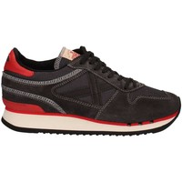 Chaussures Homme Baskets basses Munich Fashion 8860032  Homme Black Black