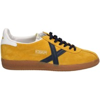 Chaussures Homme Baskets basses Munich Fashion 8290009 Basket Homme Yellow Yellow