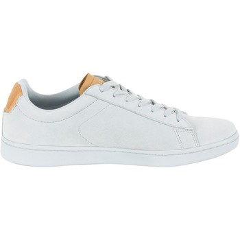 Chaussures Homme Baskets basses Lacoste Homme Carnaby EVO 317 9 SPM LT Trainers, Bleu bleu