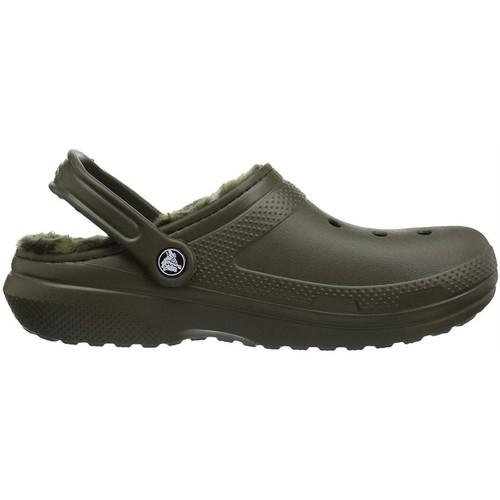 Chaussures Femme Mules Crocs 203592 vert