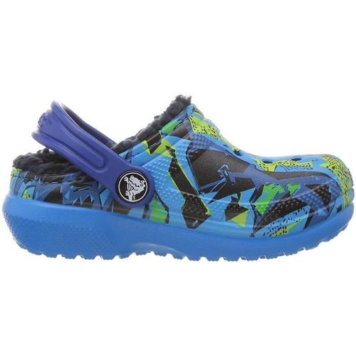 Chaussures Fille Sandales et Nu-pieds Crocs 204817 bleu