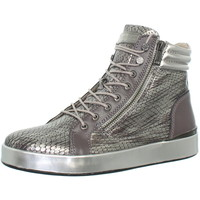 Chaussures Homme Baskets basses Guess Baskets  ref_guess42317-grey Gris