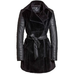 Vêtements Femme Doudounes Reset SELDEN Noir