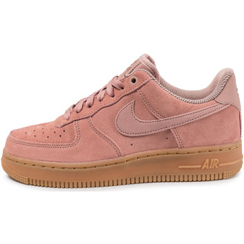 Chaussures Femme Baskets basses Nike Air Force 1 Low 07 Se W Particle Pink Rose