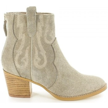Chaussures Femme Bottines Bibi Lou Bottines- Taupe