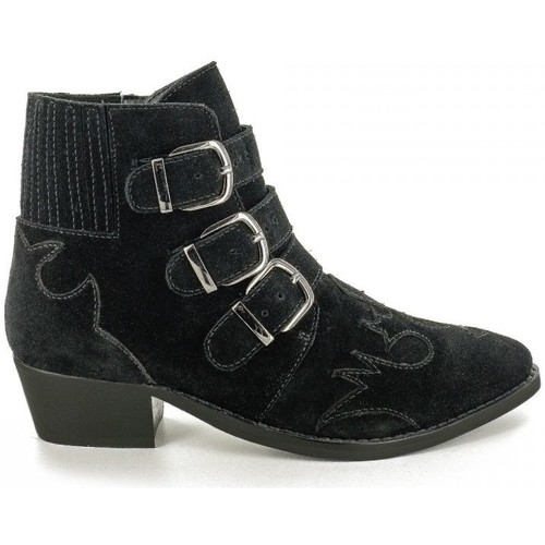 Bibi Lou Bottines- Noir
