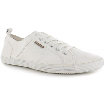 Chaussures Homme Baskets basses Ben Sherman Baskets- Blanc