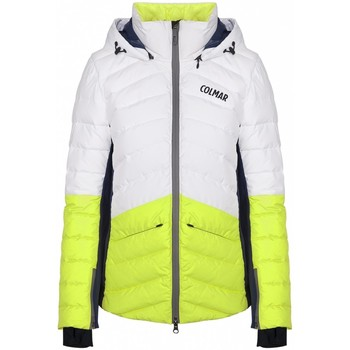 Vêtements Femme Blousons Colmar Doudoune  3qt Down Jacket Ice Lemon Bianco Blanc