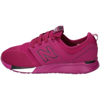 Chaussures Femme Baskets basses New Balance KL247T4G Basket Femme Fuxia Fuxia